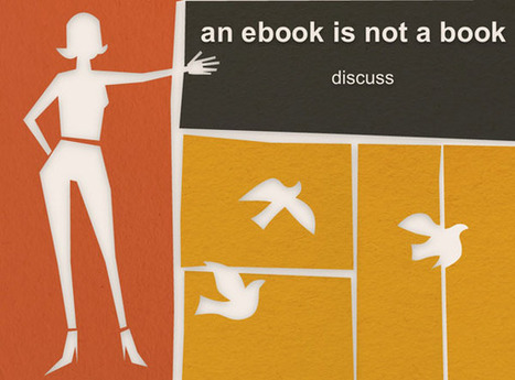 librarian.net » Blog Archive » an ebook is not a book, discuss? | Ebook Era in Libraries | Scoop.it