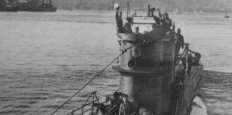 Un sous-marin nazi découvert au fond de l'Atlantique | History Around the Net | Scoop.it