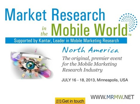 Using Mobile to Understand Consumer Brand Experience | Integrated Brand Communications | Scoop.it