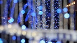 Derby's Christmas lights may be left up to save money | Quite Interesting News | Scoop.it