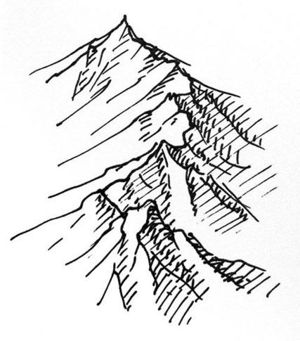 Quick Mountain Tutorial! | Geofiction | Scoop.it