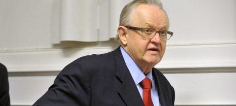 Peace matters on Ahtisaari Day - thisisFINLAND: Facts: Politics & economy | Finland | Scoop.it