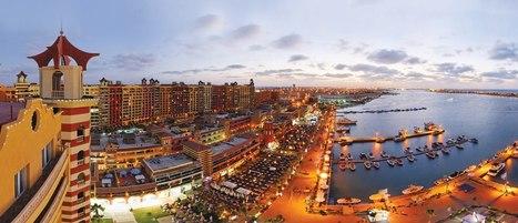 Porto Marina - Egypt   Blue sky travel   Scoop.it