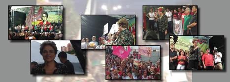 Dilma: vou voltar para reconstruir este país | EVS NOTÍCIAS... | Scoop.it