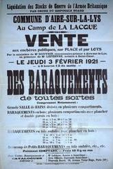 La sous-série 5 E : les actes des commissaires-priseurs | Généalogie et histoire, Picardie, Nord-Pas de Calais, Cantal | Scoop.it