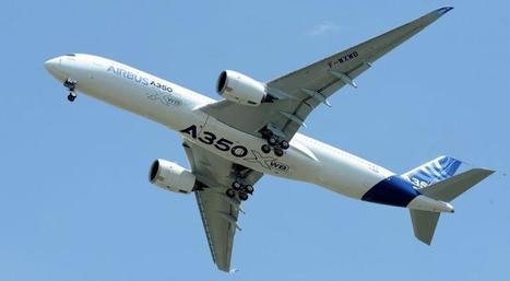 Innovation : l'avion intelligent d'Airbus | Hôtel Héliot Toulouse | Scoop.it