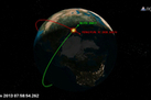 Russian Satellite Hit By Chinese Debris Highlights Space Junk Threat | Radio Show Contents | Scoop.it