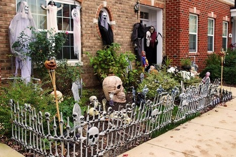 Halloween decor trends to help you inspire Pinners | Pinterest | Scoop.it