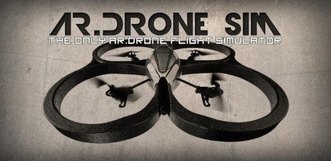 Win a copy of AR.Drone Simulator | sUAS News | geoinformação | Scoop.it