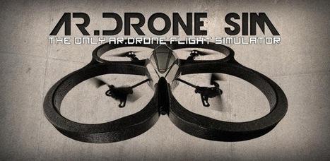 Win a copy of AR.Drone Simulator | sUAS News | geoinformação | Scoop.it