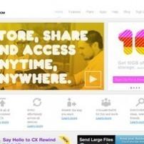 Cx. Un cloud pour stocker, partager et collaborer sur vos fichiers. | Les outils du Web 2.0 | Scoop.it