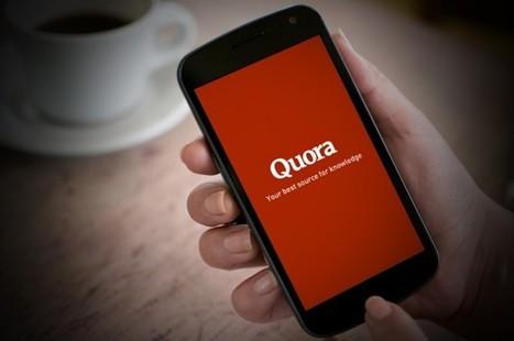 Redesigning Quora | UXploration | Scoop.it