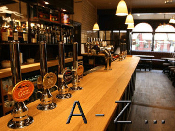 The A-Z of Pubs and Bars | Beery Things | Scoop.it