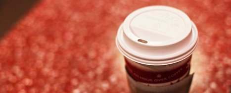 Reuse Ideas for Coffee Cups, Sleeves and Stirrers - Earth911.com | RECYCLED ART, PRODUCTS AND THINGS | Scoop.it