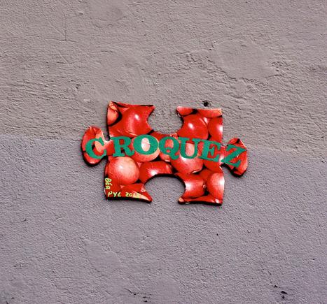 Jérôme Deiss, Paris, Bea PYL | Photographies street-art | Scoop.it