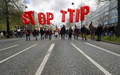 'No Future for TTIP': German Politician Slams Deal for 'Dividing' the World | Global politics | Scoop.it