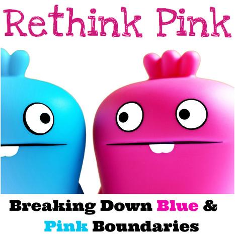 Rethink Pink | UnGender Pink | Scoop.it