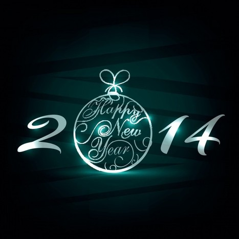 Happy New Year 2014 HD Wallpapers, Images, Pics, Timeline Covers | HAPPY NEW YEAR 2014 | Scoop.it