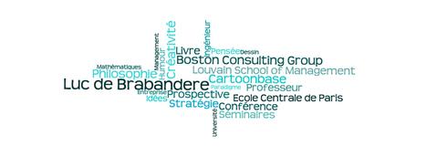Luc de Brabandere - Un philosophe en entreprise - créativité - ingénieur du savoir | Interdisciplinarité | Scoop.it