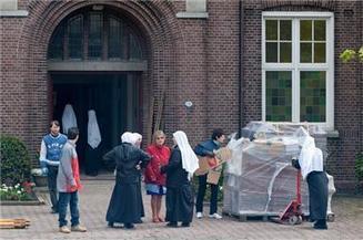 Italiaanse nonnen verwelkomd: voormalige Karmelklooster officieel overgedragen. | La Gazzetta Di Lella - News From Italy - Italiaans Nieuws | Scoop.it