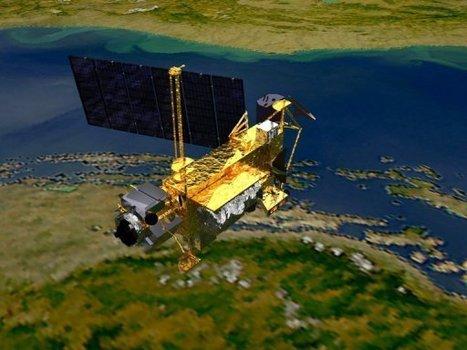 Le satellite américain est retombé sur Terre, point de chute inconnu... | LYFtv - Lyon | Scoop.it