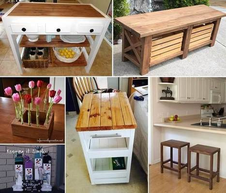 21 Projects to Make from 2x4s for Your Home | Amazing interior design | Scoop.it