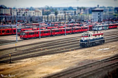 Tilt-Shift Train | Recalibration Photography | Scoop.it