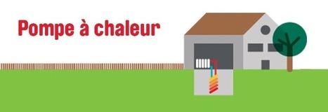 La pompe à chaleur pour les nuls | DECLICS | Les énergies renouvelables en Suisse | Scoop.it