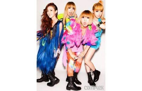 K-Pop Sensation 2NE1 Dresses Up in Jeremy Scott, Givenchy, and Balmain for Complex | My Celebrity | Scoop.it