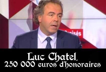 Luc Chatel a reçu 250 000 euros d'honoraires d'un groupe de communication américain   pachou39   Scoop.it