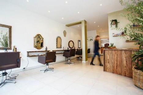 Les Coiffeuses de Bruxelles: Le premier salon de coiffure de coworking ouvre ses portes | Hygiène Plus | Scoop.it