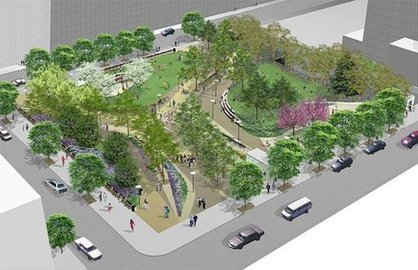 Brooklyn to build automated underground parking garage - under a public park   green streets   Scoop.it