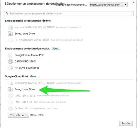 Astuce pour envoyer un email en PJ | Google Apps  (FR) | Scoop.it