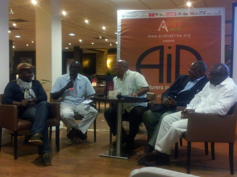 """""""A Changing Accra"""": Residents discuss urban challenges and future in architecture-inspired forum 