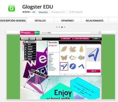 Glogster  EDU | Infografía. Google Chrome y sus extensiones en la Educación | Scoop.it