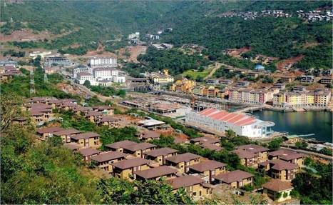 Laboratoire d'Urbanisme Insurrectionnel: INDE : Lavasa City Hill Project, ville nouvelle privée | Urbanisme | Scoop.it