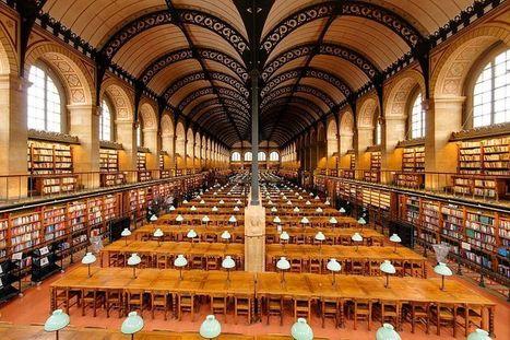 Les bibliothèques universitaires en pleine mutation | Veille numérique en bibliothèque | Scoop.it