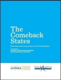 The Comeback States: Reducing Juvenile Incarceration in the United States   SocialAction2015   Scoop.it