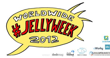 WORLDWIDE #JELLYWEEK 2012 | La Cantine Toulouse | Scoop.it