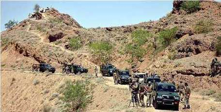 Black Day: Major military operation in Balochistan; villages destroyed, 17 killed | Human Rights and the Will to be free | Scoop.it