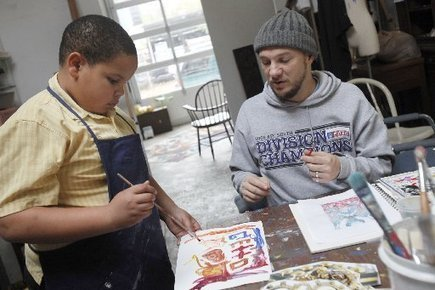 For N.J. community art programs, receiving grant may be a matter of fortuitous geography | Community Art | Scoop.it