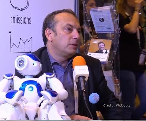 SoftBank Robotics présente Pepper, son robot humanoïde | Une nouvelle civilisation de Robots | Scoop.it