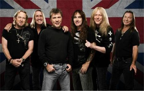 IRON MAIDEN: THE WORLD'S MOST LITERARY BAND - Baeble Music (blog) | Literature & Psychology | Scoop.it