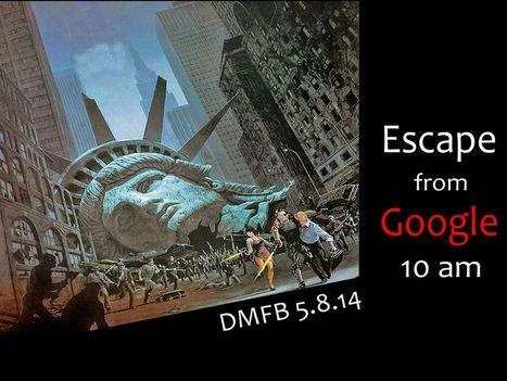 """Escape Google via- @HaikuDeck [Slides From #DMFB14 Conference] | Curation Revolution | Scoop.it"