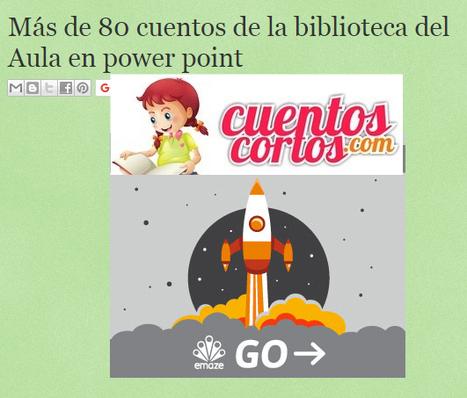 HAUR HEZKUNTZAko Baliabideak: PowerPoint-en egindako ipuinak (+80) | ESKOLA 2.0ren BALIABIDEAK: IKT-etatik   IET-etara | Scoop.it