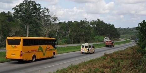 Côte d'Ivoire : 190 millions d'euros pour le réseau routier - JeuneAfrique.com | African Business : Rebranding, Retailing  & Developing | Scoop.it