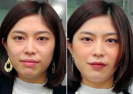 I wake up like this: Shiseido launches make-up simulation App for video conferencing | Beauty | Scoop.it
