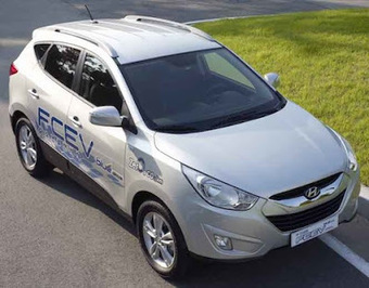Hyundai Dehko: Hydrogen Cars are on their way | Hyundai Scoops | Scoop.it