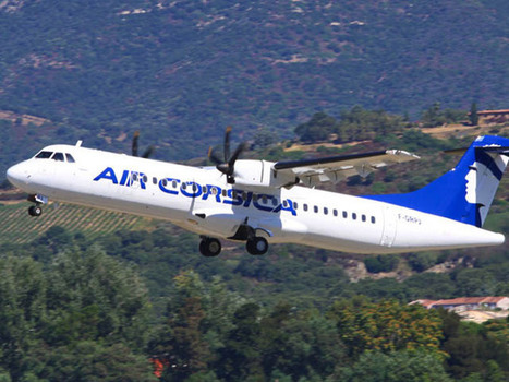 Eté 2014 : Air Corsica à Perpignan depuis Ajaccio, Calvi   Air Corsica   Scoop.it