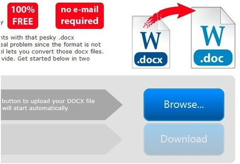 Convertir formatos: 10 herramientas - 10 Best Online Tools For Converting Documents | Maestr@s y redes de aprendizajes | Scoop.it